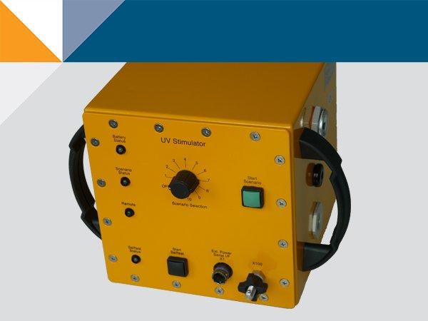 Spherea Germany – Optical Threat Generator, UV-Stimulator