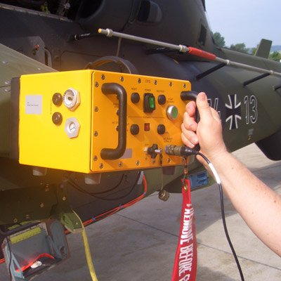 Spherea Germany – Flight Line Tester, Deutsche Bundeswehr
