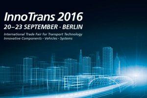 Spherea Germany – InnoTrans 2016 Berlin