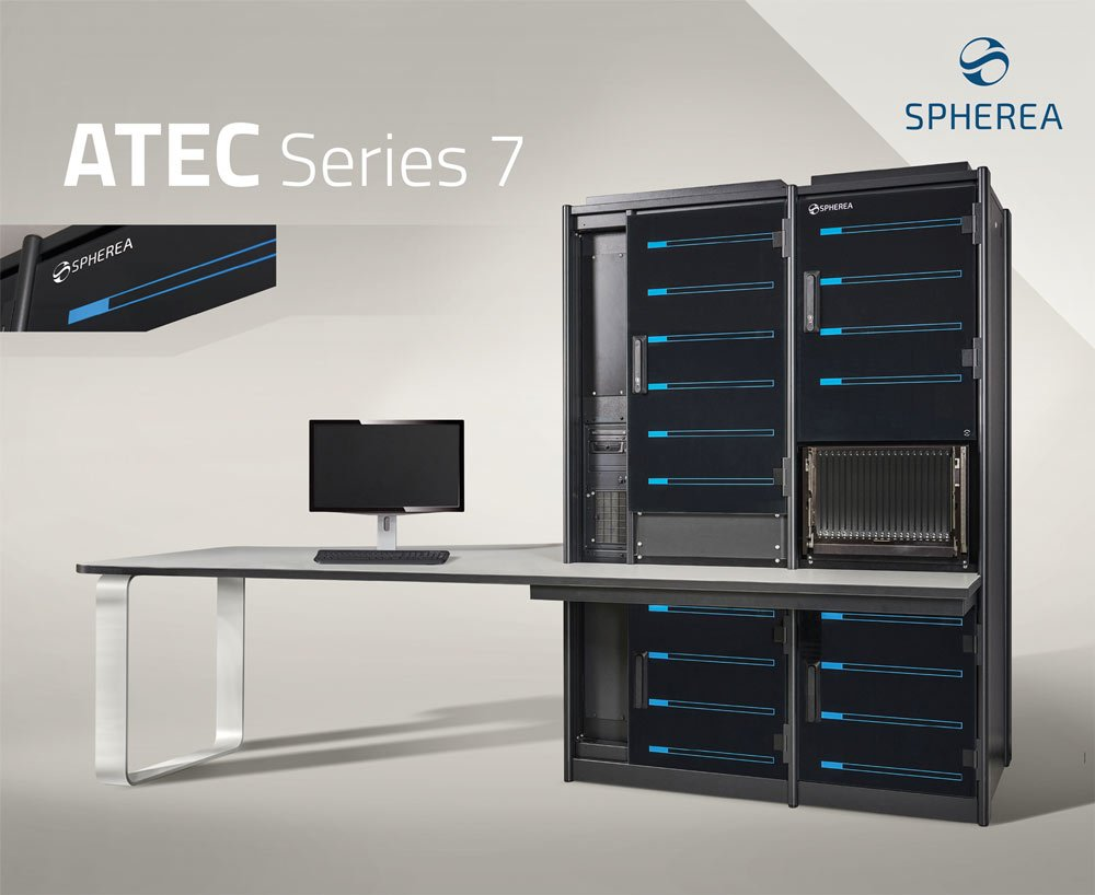 Spherea Germany – ATEC Series 7: Neues Produkt