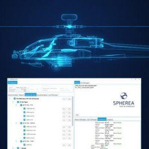 Spherea Germany – UTMS.next Test-Softwarelösung